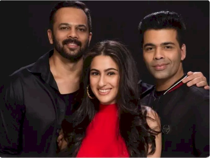 Sara Ali khan Gets Trolled After Rohit Shetty Shares Her Struggle Story
