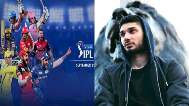 Plagiarism|| IPL Poached Its New Anthem From Krishna Kaul's Song|Twitter Comes In Support Of The Rapper