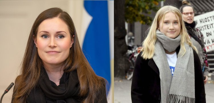 Teenager Girl Becomes Finland's PM For A Day Under 'The Girls Takeover Campaign'