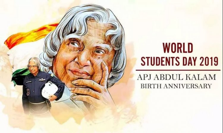 15 October-World Students' Day |Let's Take A Moment to Recall Dr. Abdul Kalam On His Birthday