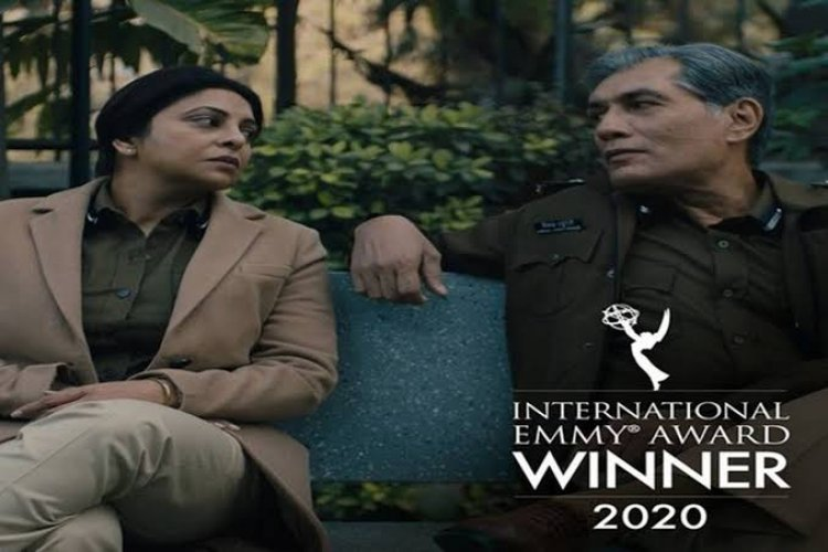"Netflix Original Series ""Delhi Crime"" Escorts Its Way With Winning The Title Of 'Best Drama Series' At The International Emmy Awards."